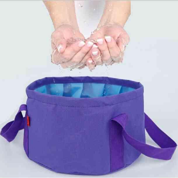 Portable Outdoor Folding Wash Basin