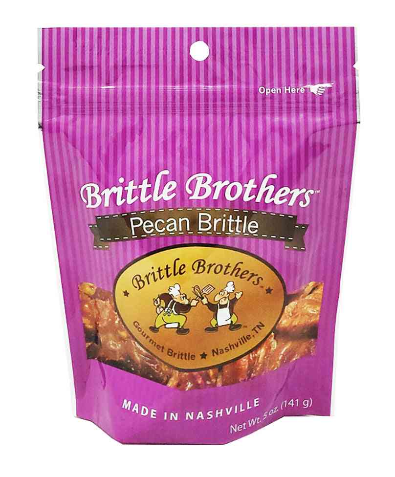 Brittle Brothers Gourmet Pecan Brittle