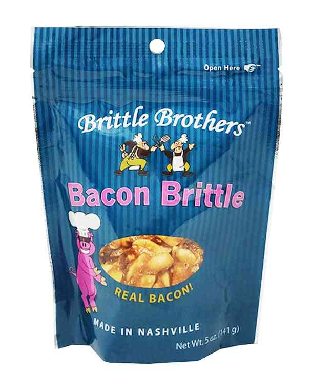 Brittle Brothers Bacon Brittle