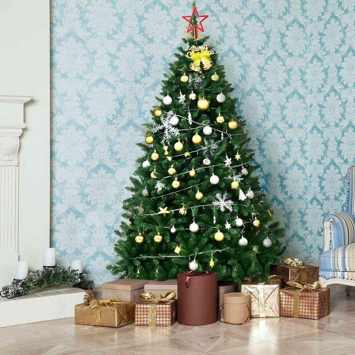 Hinged Artificial Christmas Tree