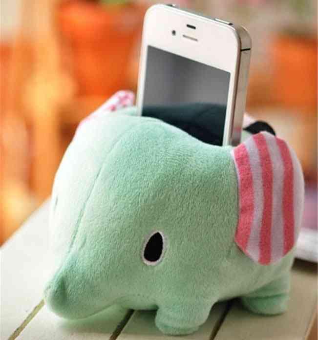 Elephant Phone Stand Holder