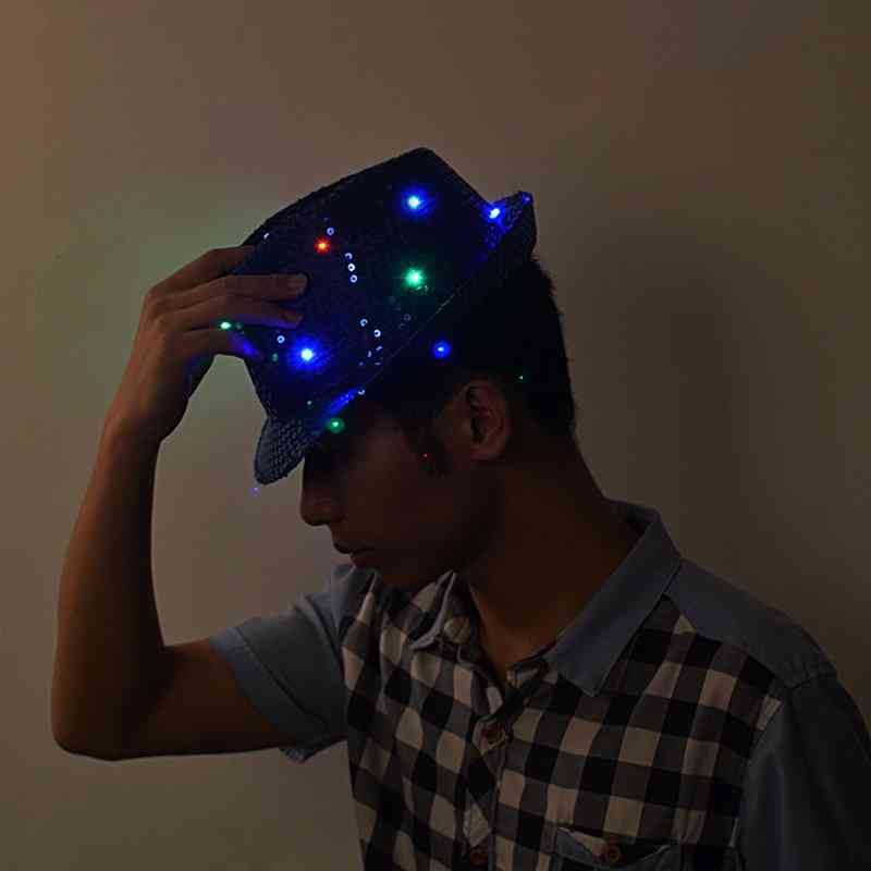 Light Up Led Party Hat