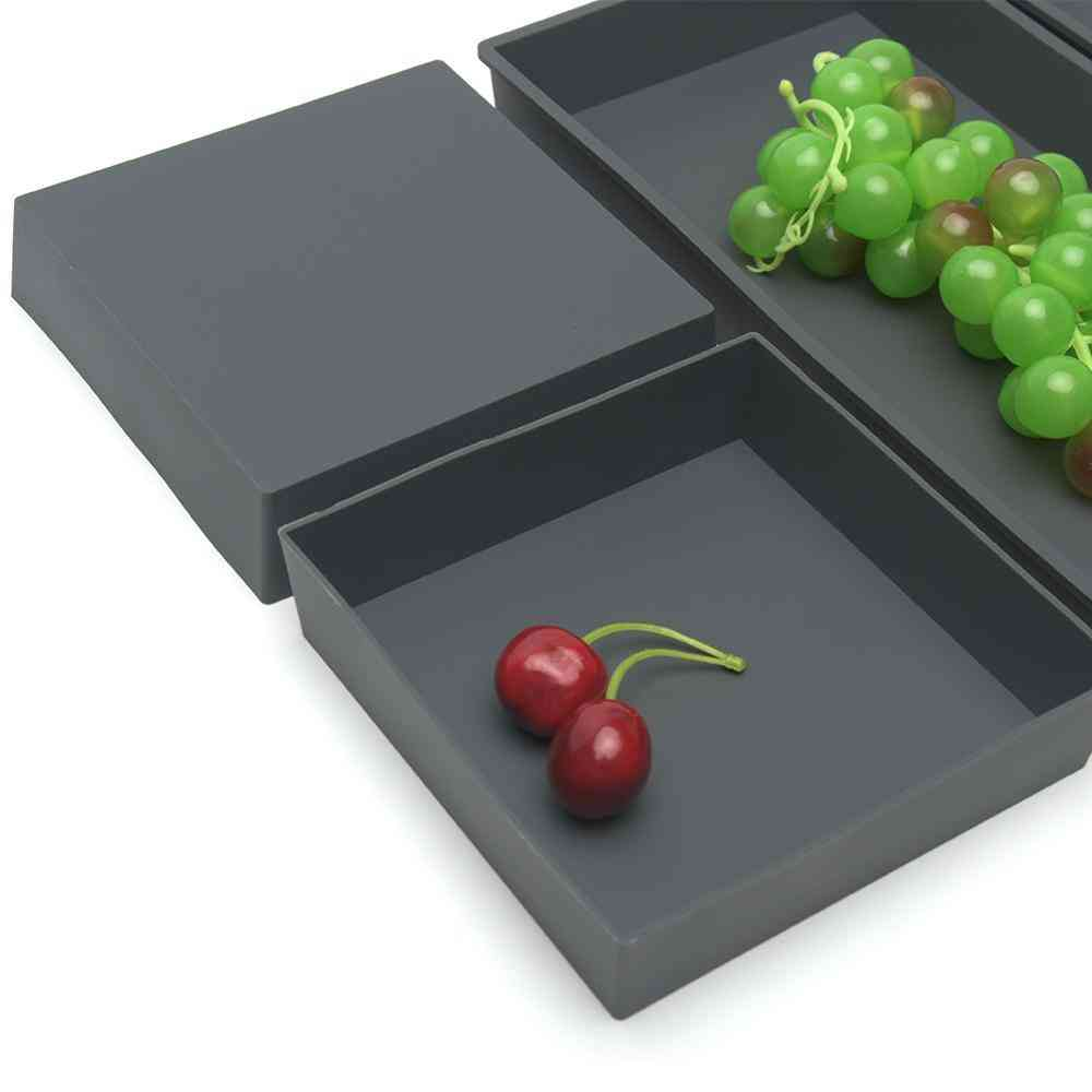 Dishwasher Safe Silicone Non Stick Solid Sheet Pan Cooking Bbq Dining