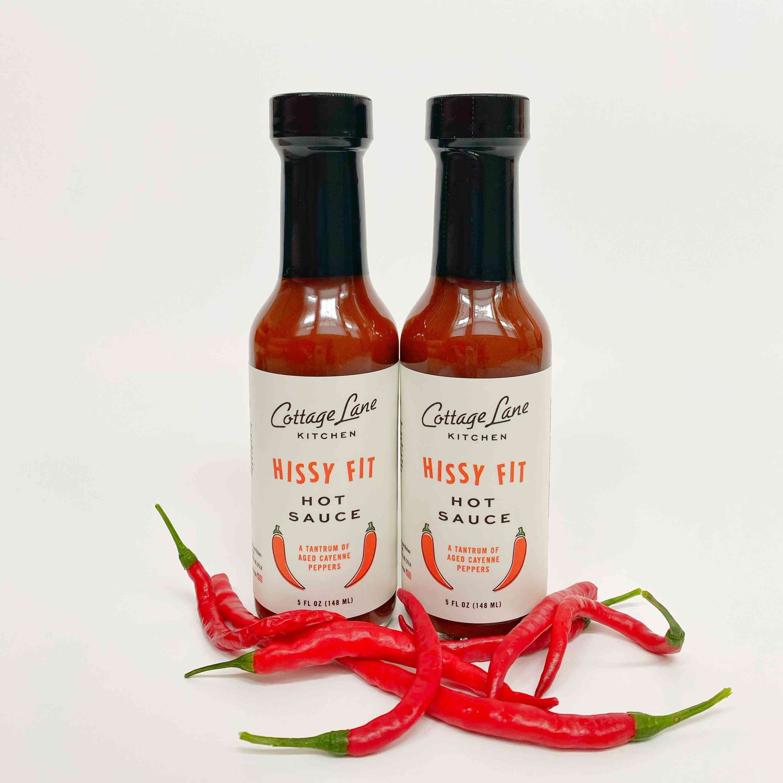 Hissy Fit Hot Sauce - 5oz Bottles
