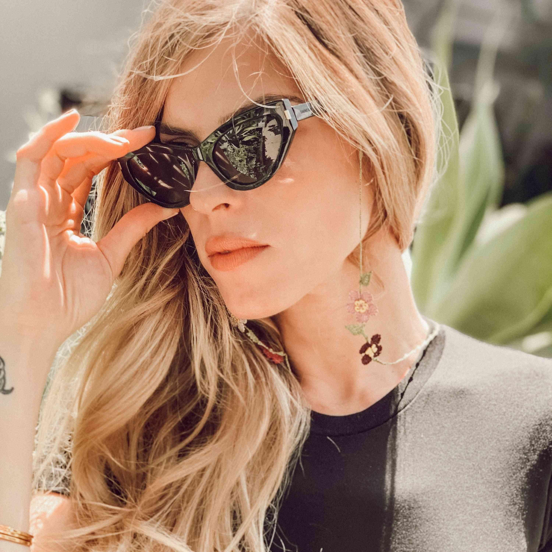 Delisa Sunglasses Chain