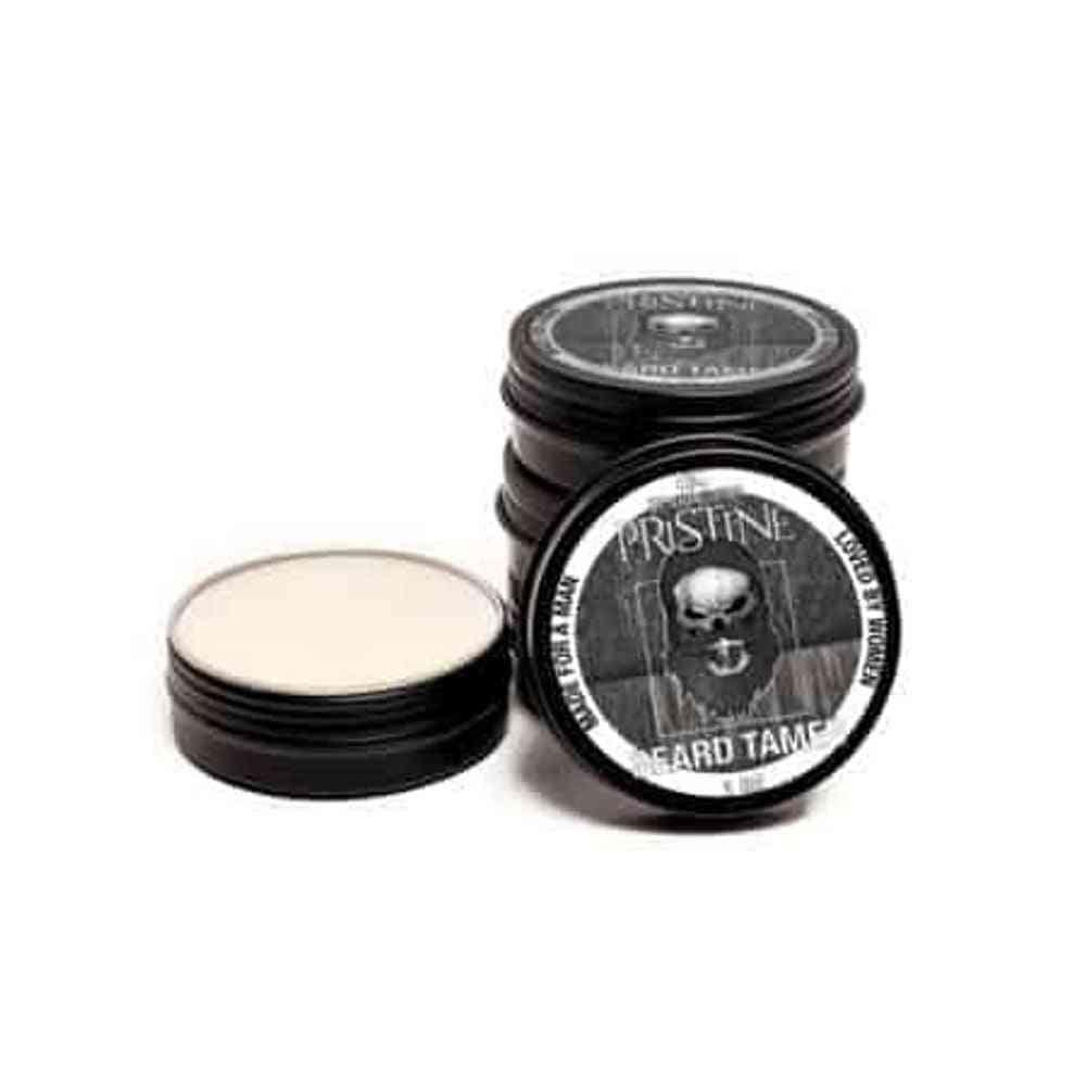 Pristine White Beard Wax