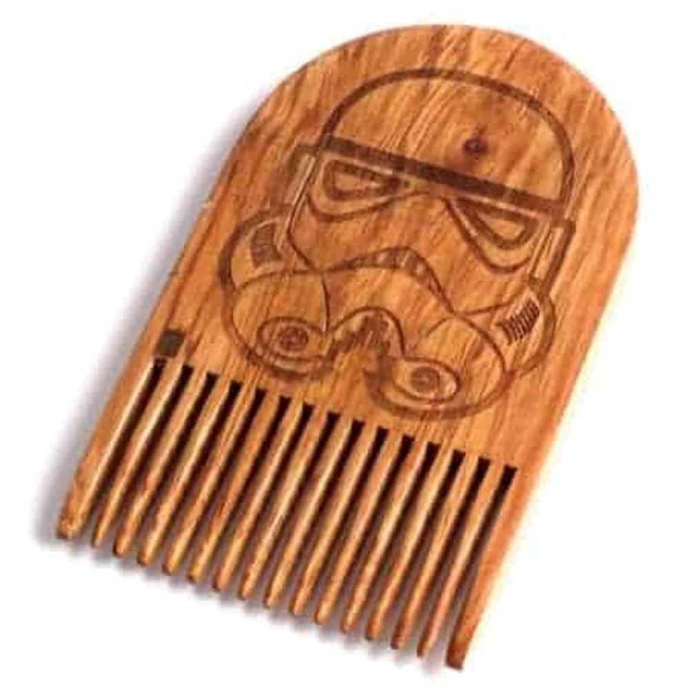 Star Wars Storm, Trooper Wooden, Beard Comb