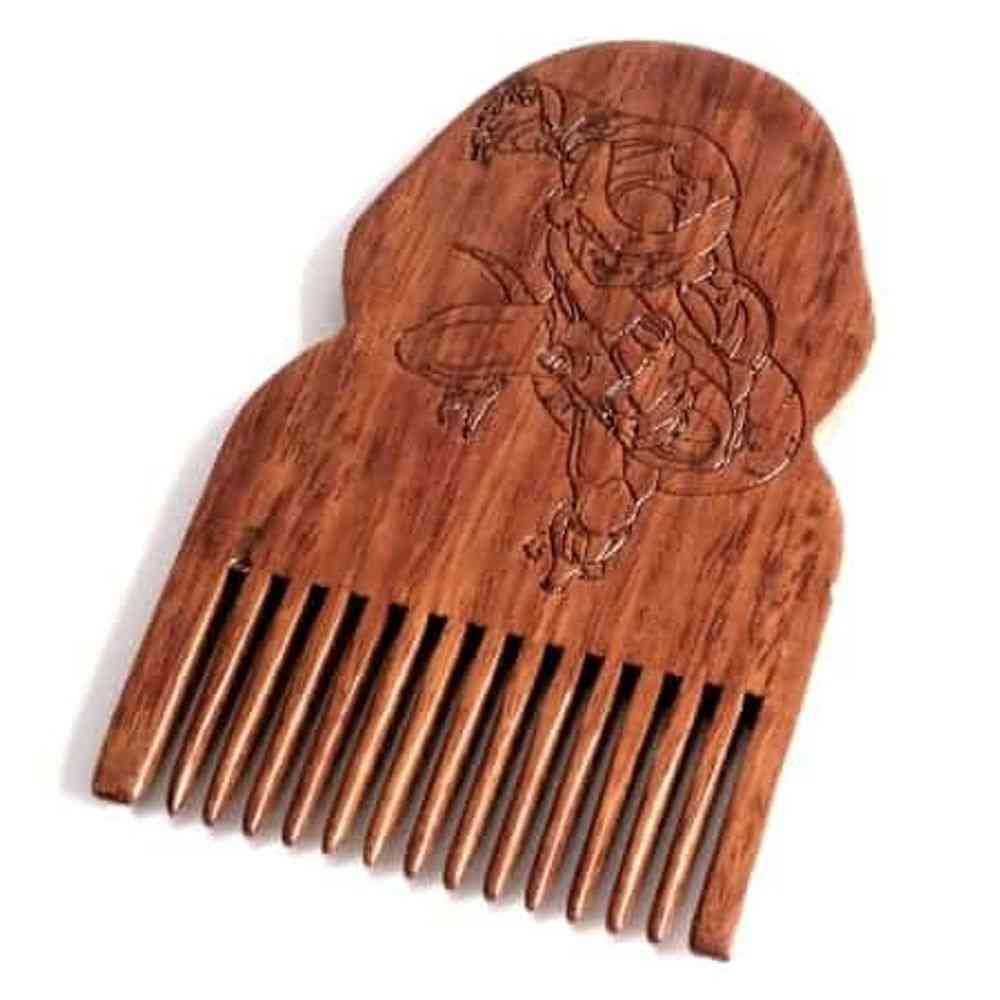 Dragon Ball Z Frieza Wooden Beard Comb