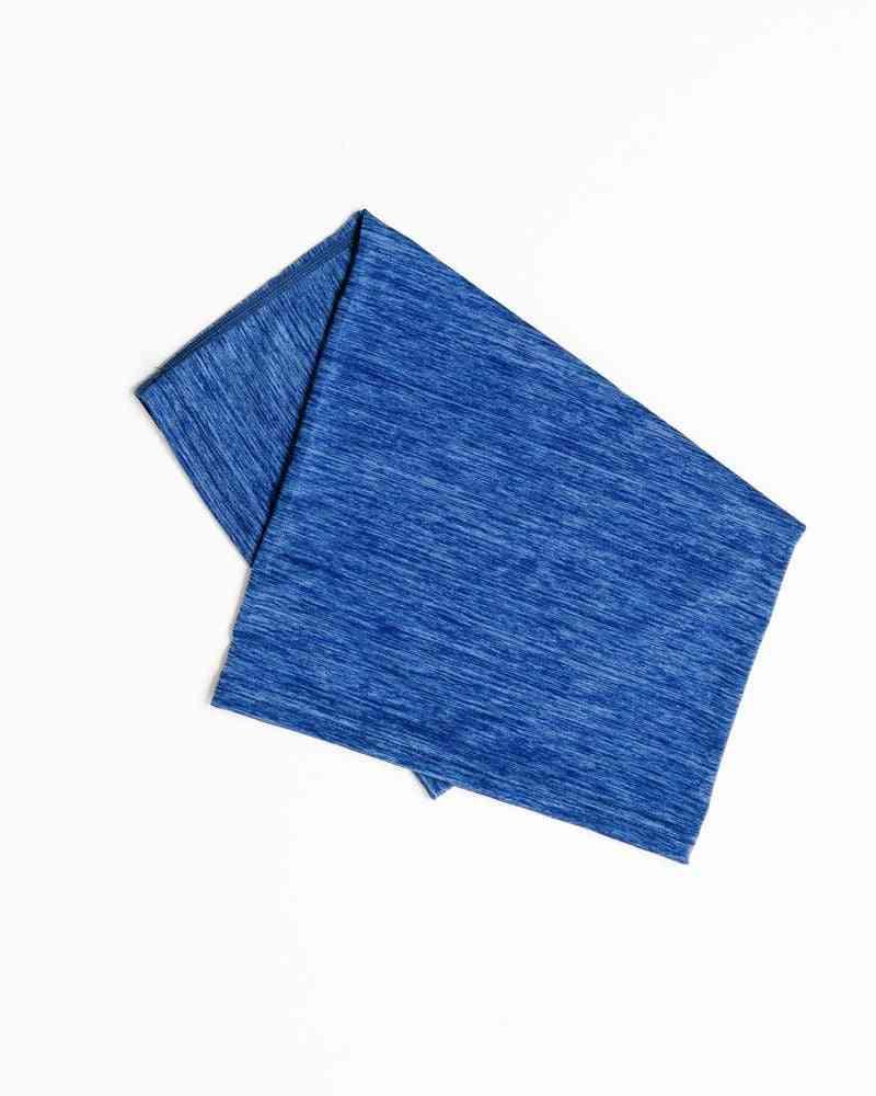 Blue Neck Warmer, Gaiter Cotton Mask