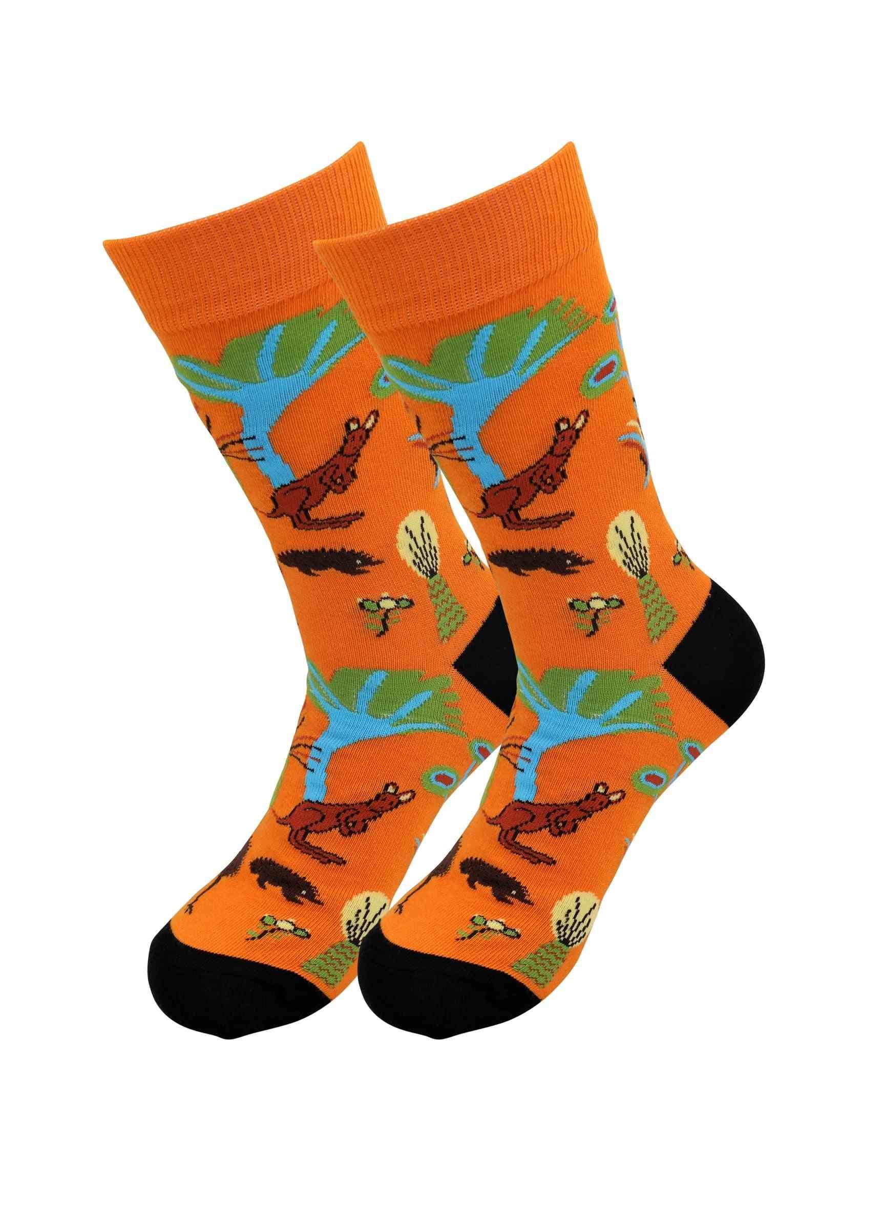 Sick Socks Kangaroo Casual Dress Socks