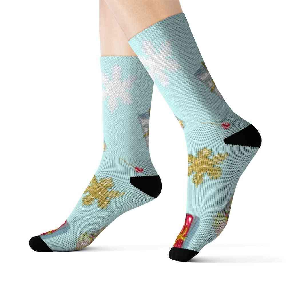 Holiday Novelty Socks