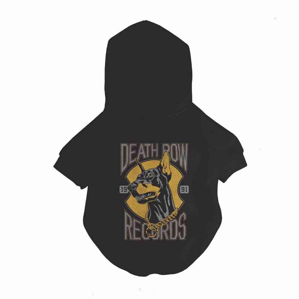 Death Row X Fresh Pawz - Golden Doberman | Dog Clothing