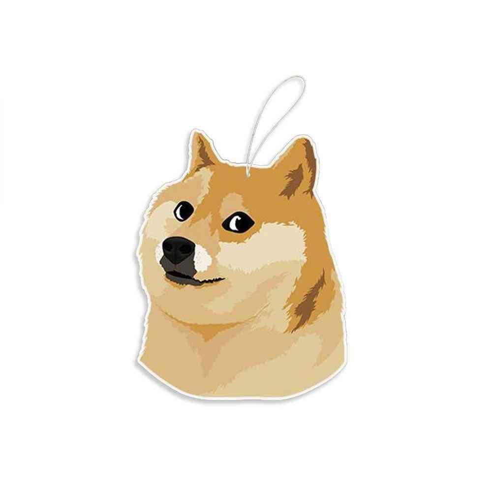 Doge Meme  air Freshener