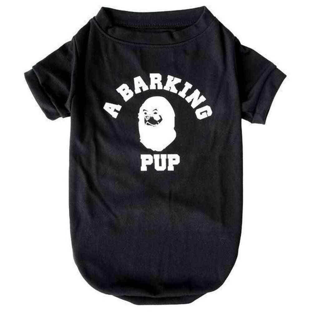 Barking Pup T-shirt | Dog Clothing