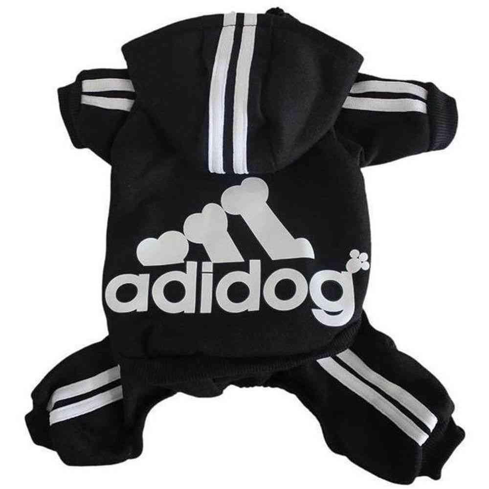 Adidog Logo Jumpsuit   Dog Clothing