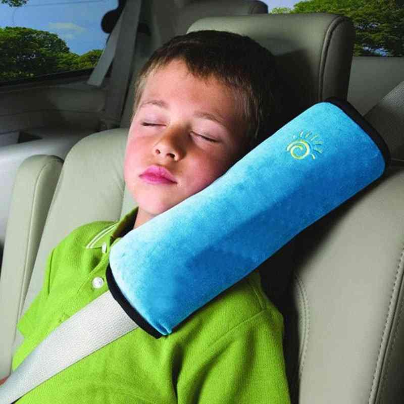 Children Car Safety Seat Belt Pillow