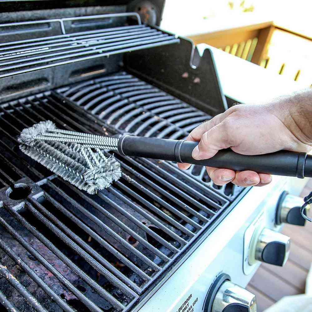 Grill Cleaning Brush Bbq Tool