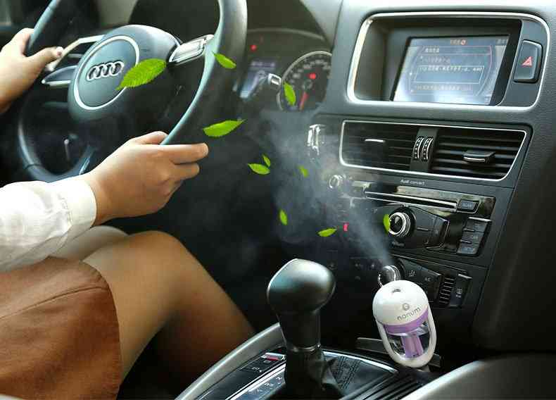 Car Aromatherapy Humidifier