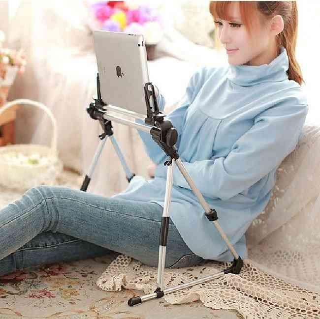Adjustable And Portable Tablet Holder