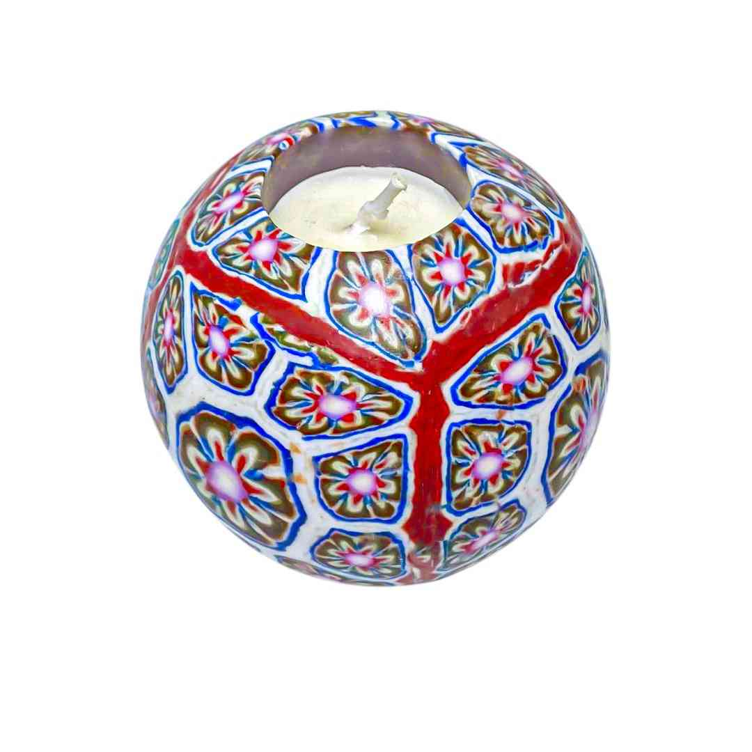 Flower Candle Ball