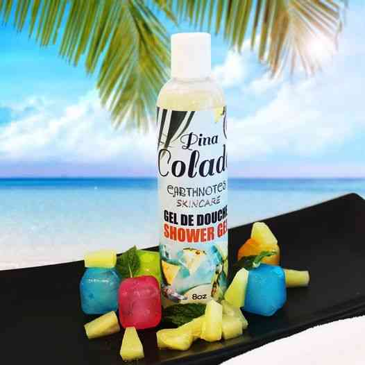 Cheers To Summer Shower Gel- Pina Colada
