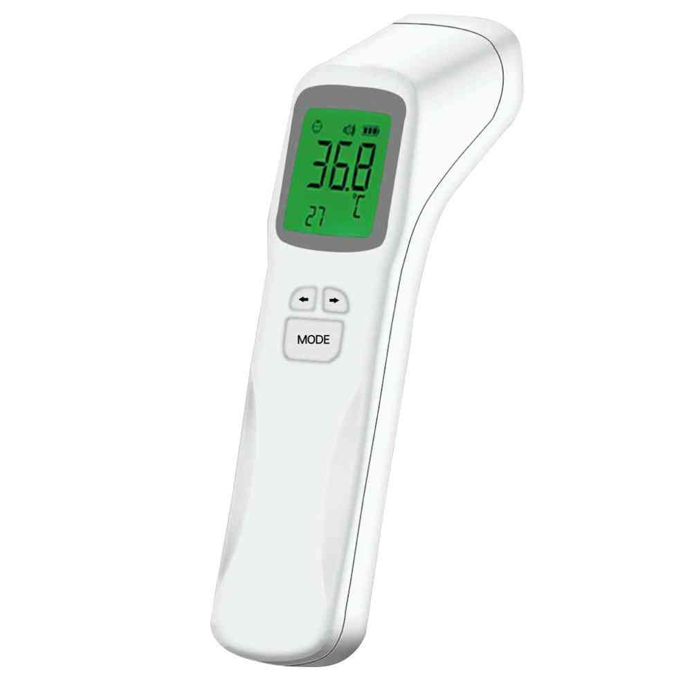 Lcd Screen Digital Non-contact Forehead Infrared Thermometer