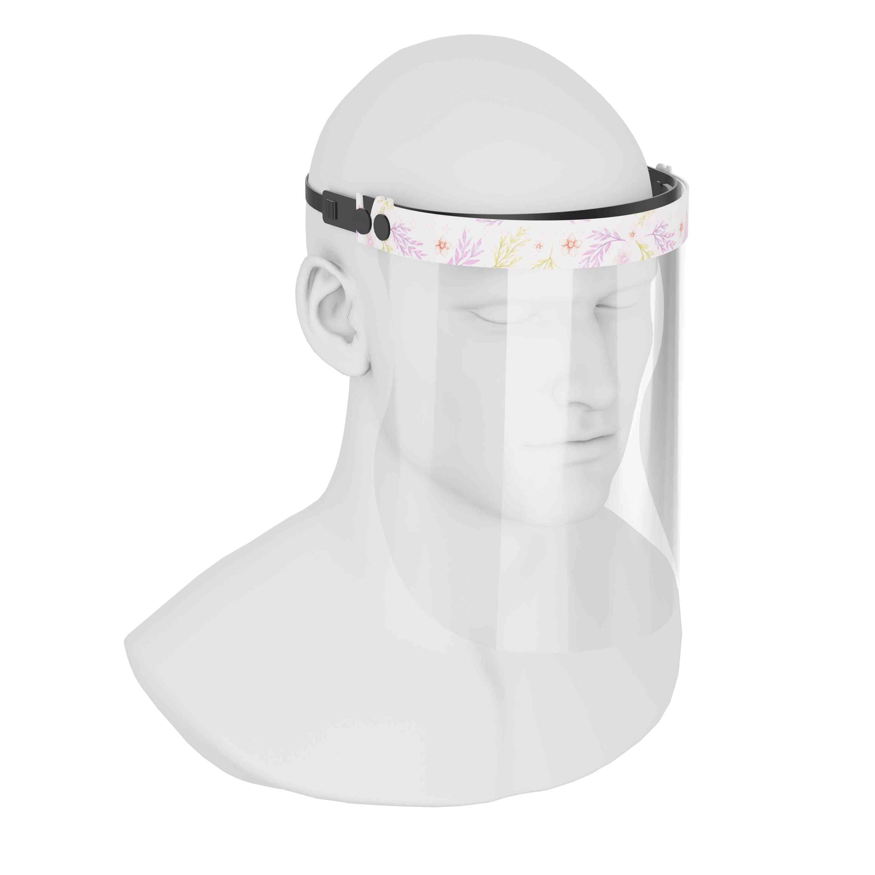 Isolay Face Shield Pink Spike
