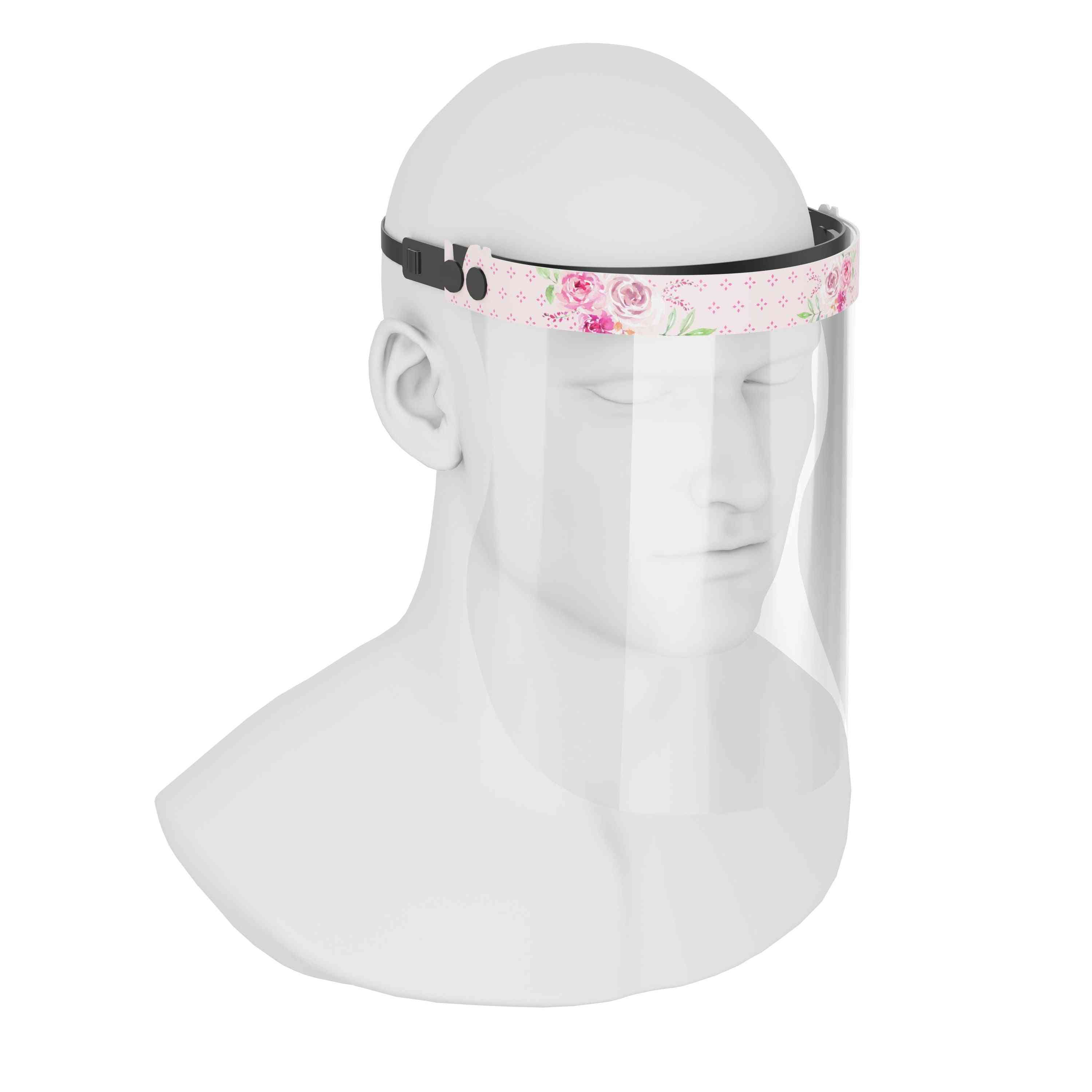 Isolay Face Shield Rose