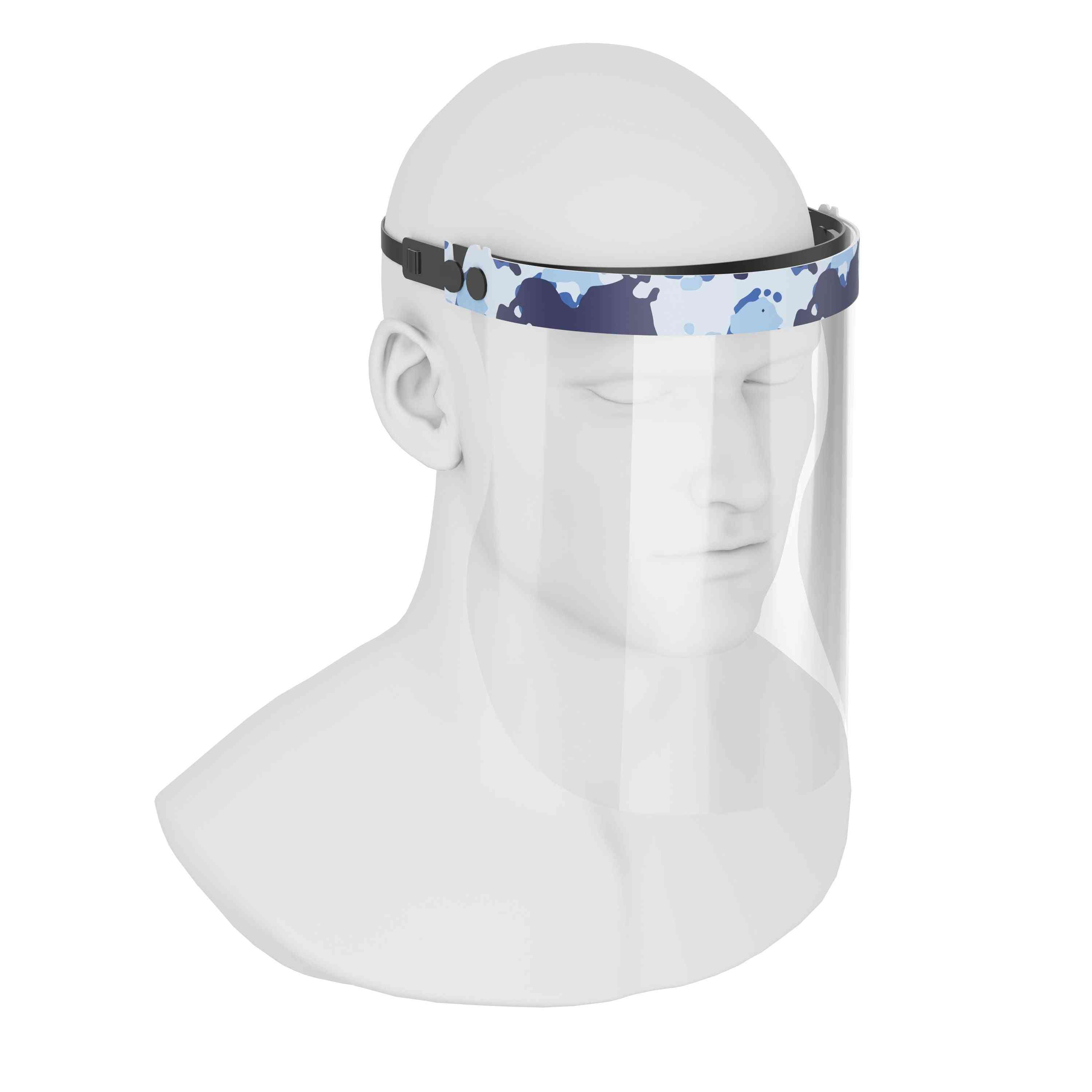 Isolay Face Shield Air Camouflage