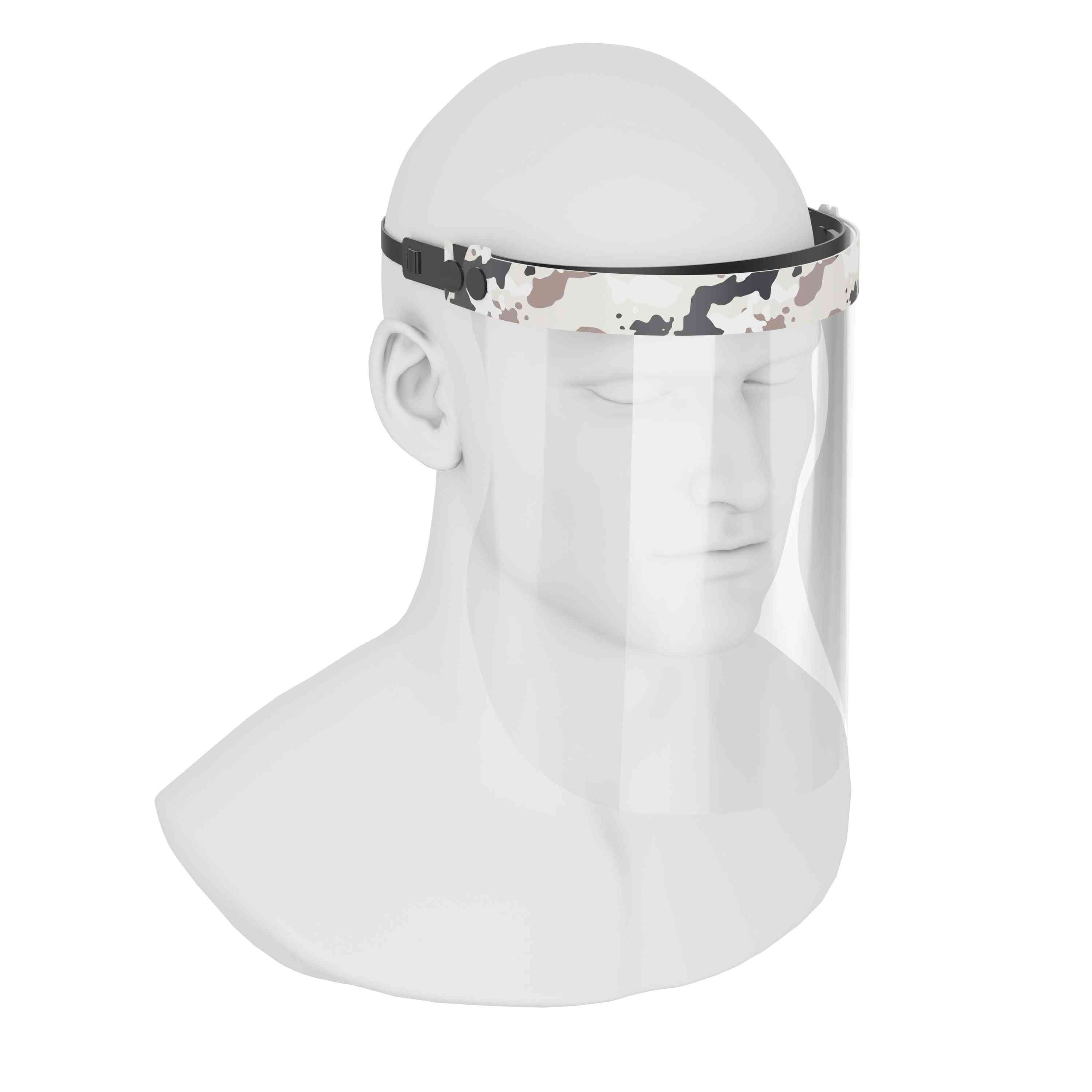 Isolay Face Shield Desert Camouflage
