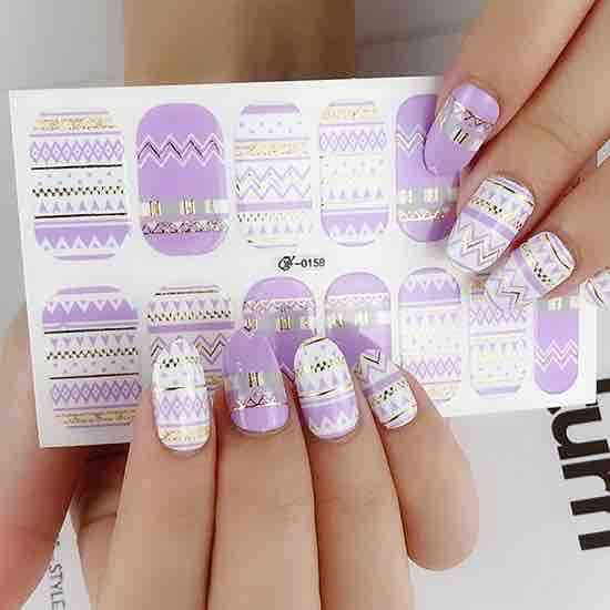 Life Of The Party Gel Nail Wraps