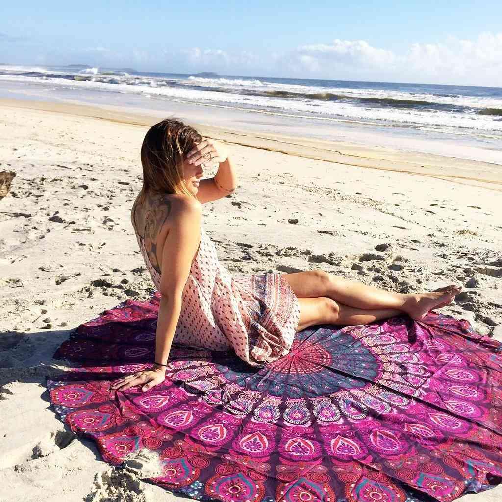 Bohemia Beach Towel