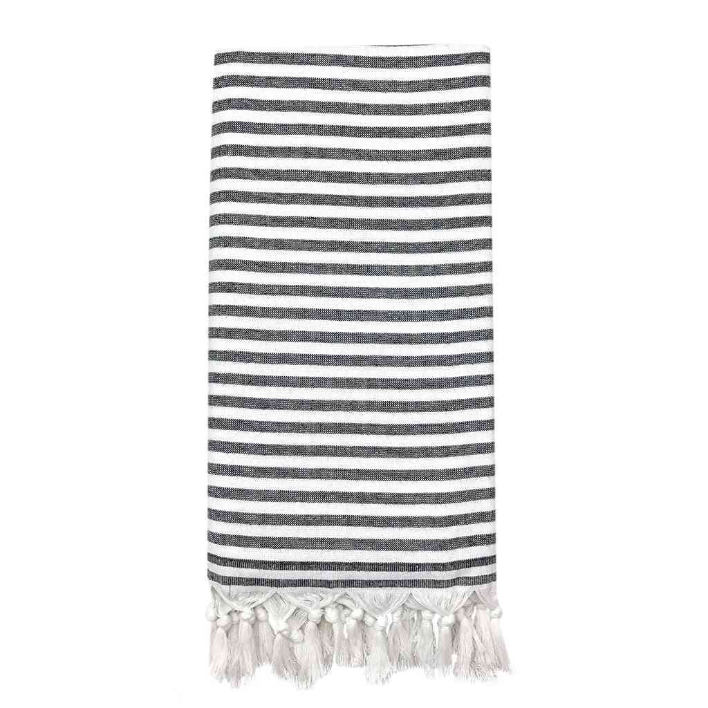 Candy Stripe Terry Towel