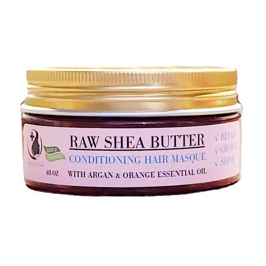 Conditioning Hair Mask With Castor Oil