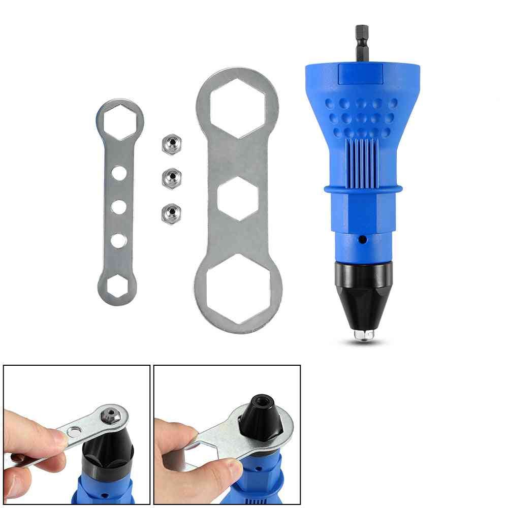 Electric Rivet Nut Gun Adaptor