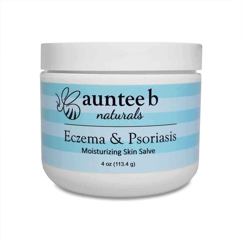 Auntee B Naturals™ Eczema & Psoriasis Moisturizing Skin Salve