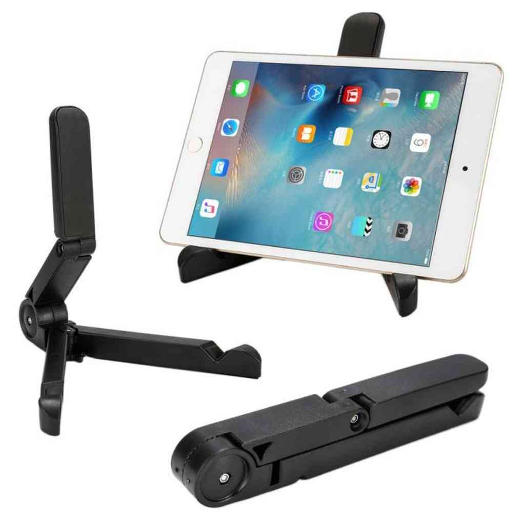 Universal Foldable And Adjustable Stand For Ipad And Tablet