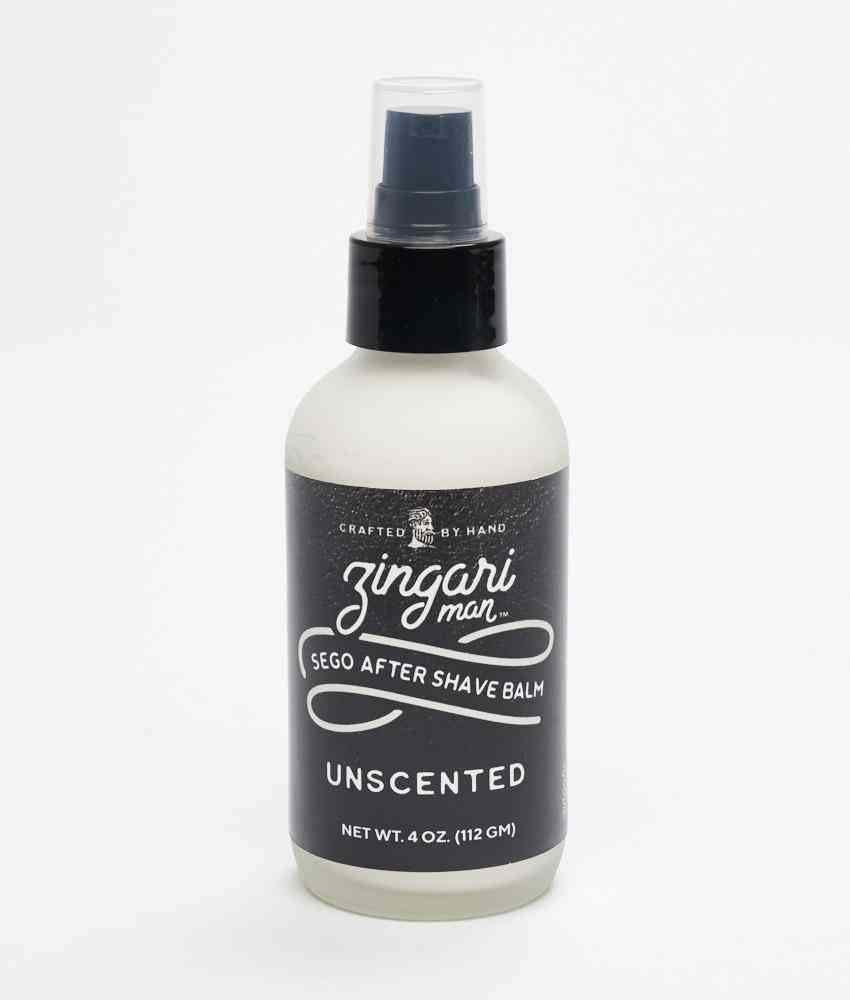Unscented Sego After Shave Balm