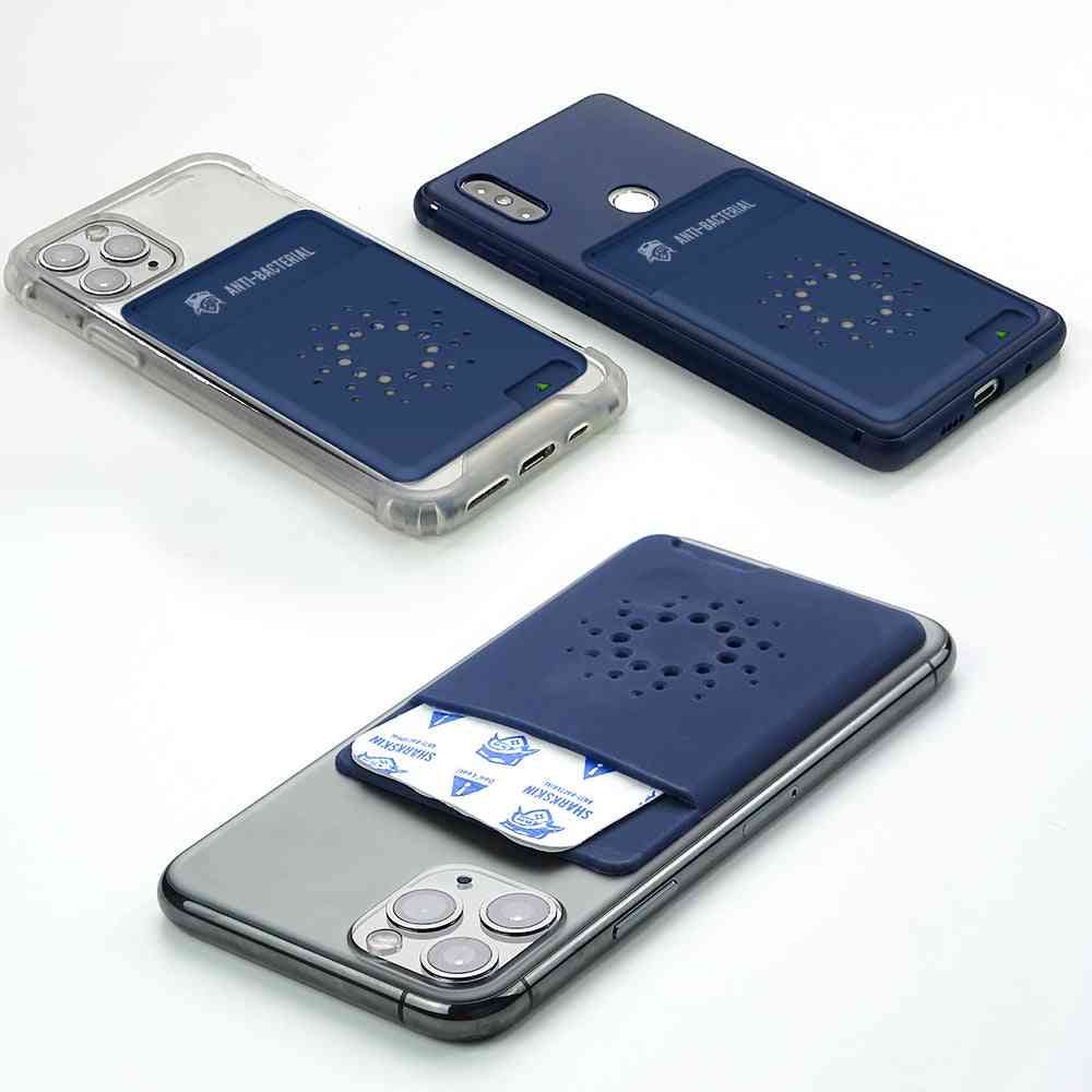 Portable Disinfection Card Anti-virus Air Purification For Cell Phone