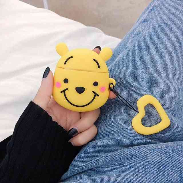 Case For Airpods Cute / Imd / Lovely Headphone Case Soft