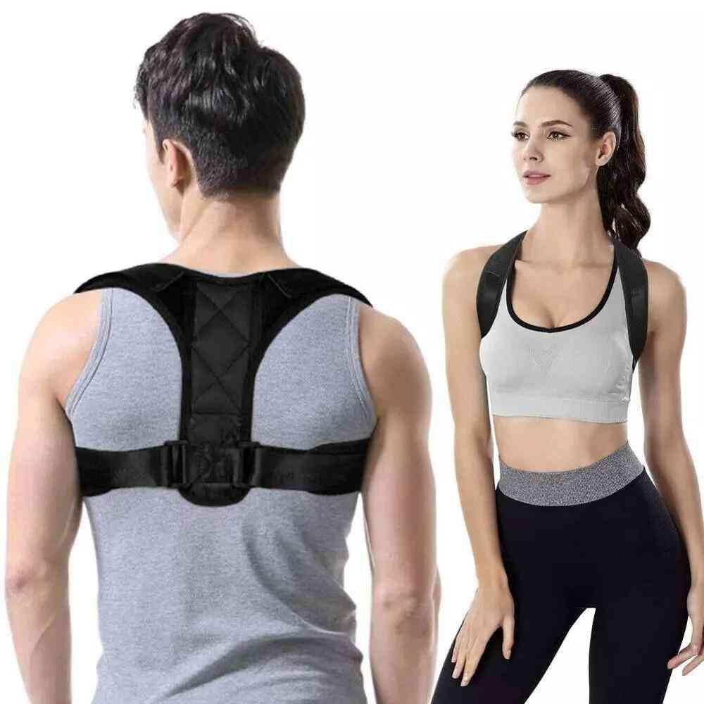 Unisex Adjustable Back Posture Corrector