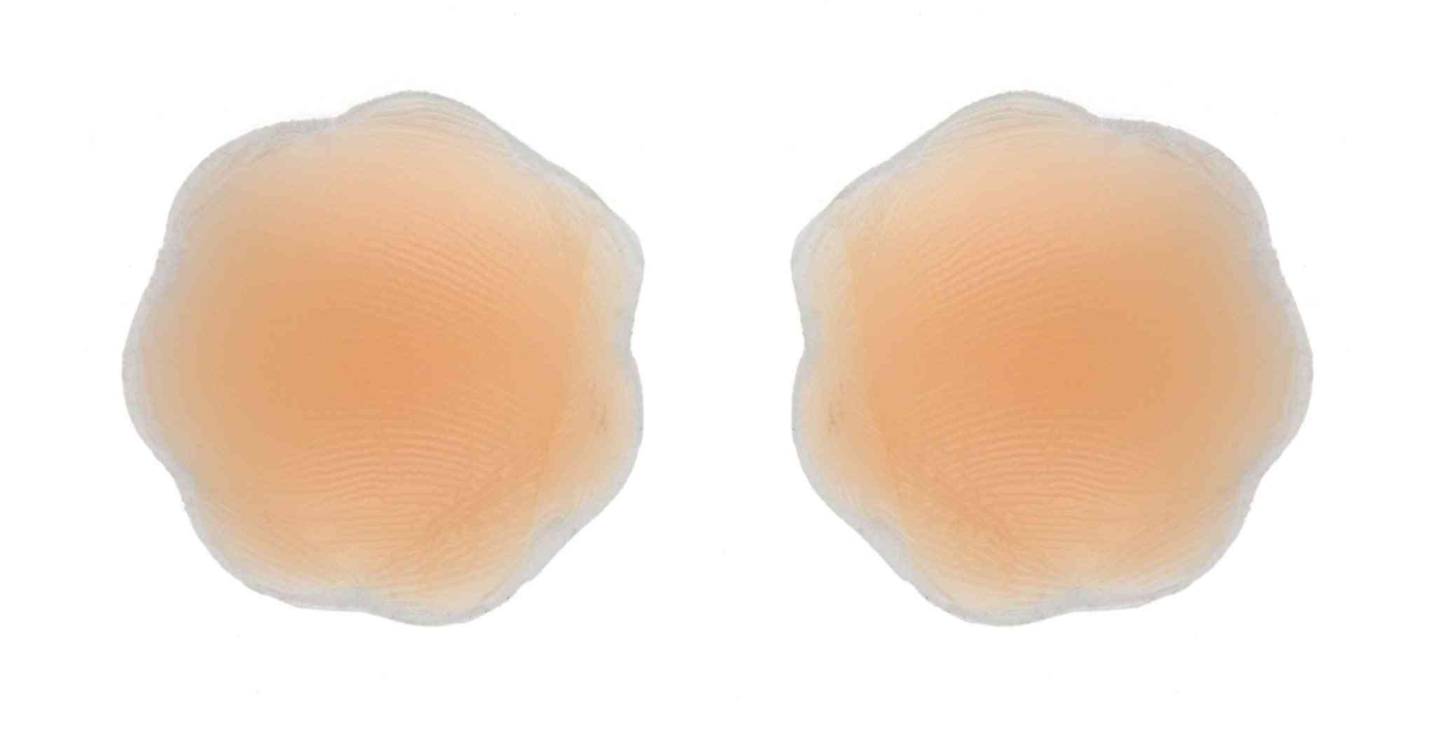 Nipplomats: Reusable Adhesive Silicone Concealers (light & Dark)