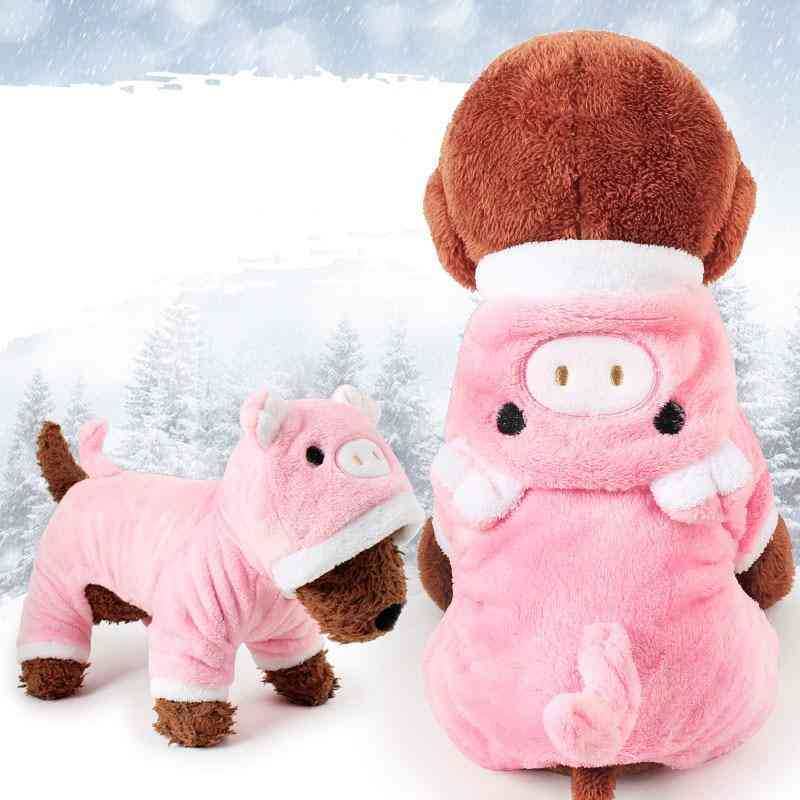 Soft And Comfortable Fleece Pet Costume