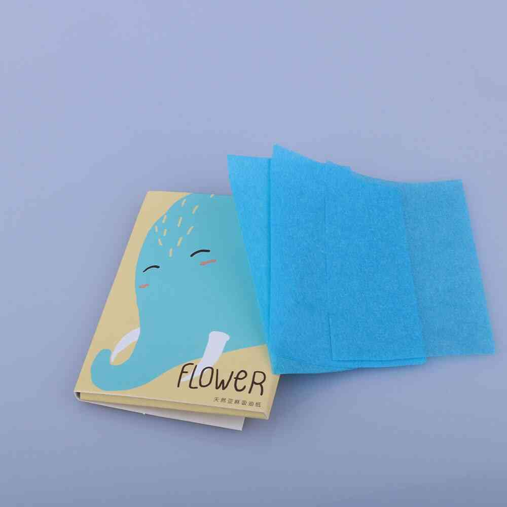 Face Oil Absorbing Blotting Papers