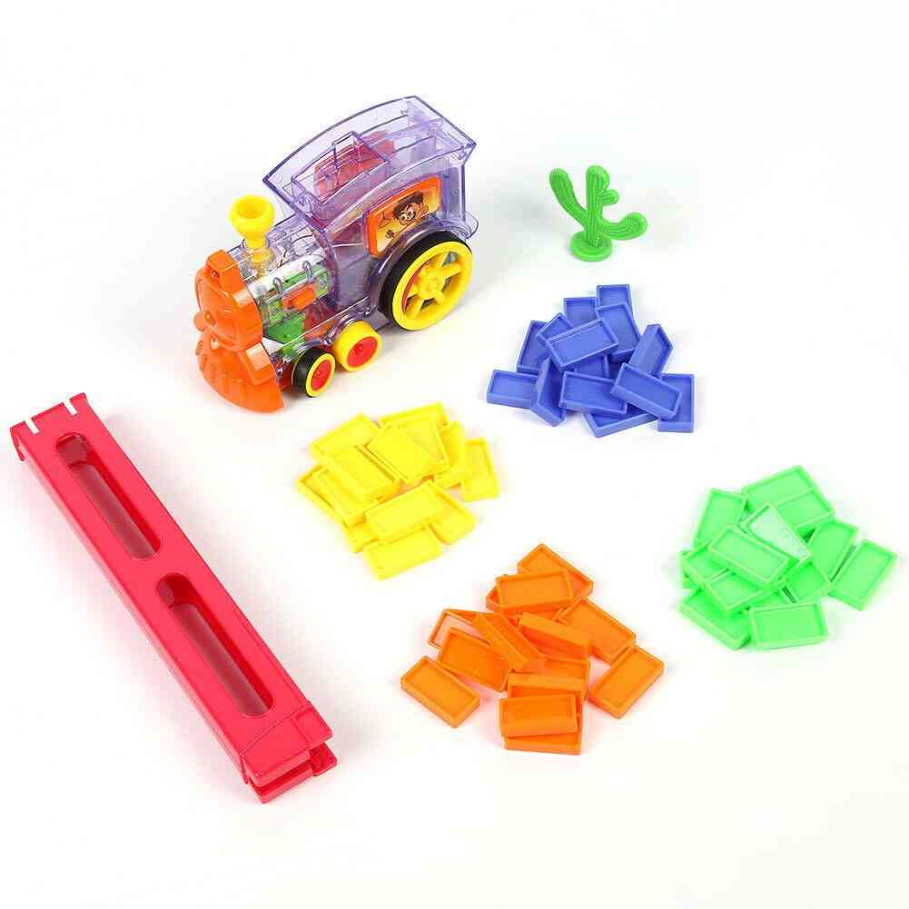 Train Model Electronic Laying Toy