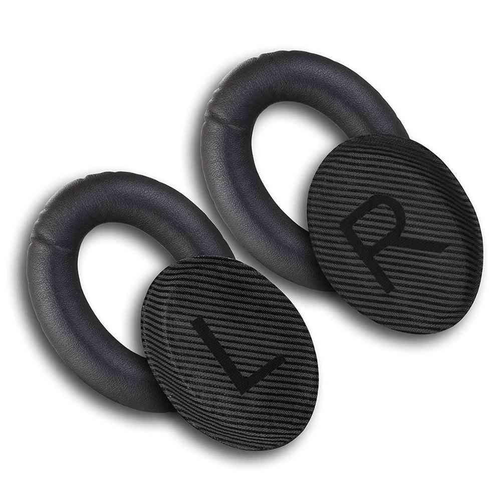 Replacement Ear Pads For Quiet Comfort Headphones Memory Foam Ear