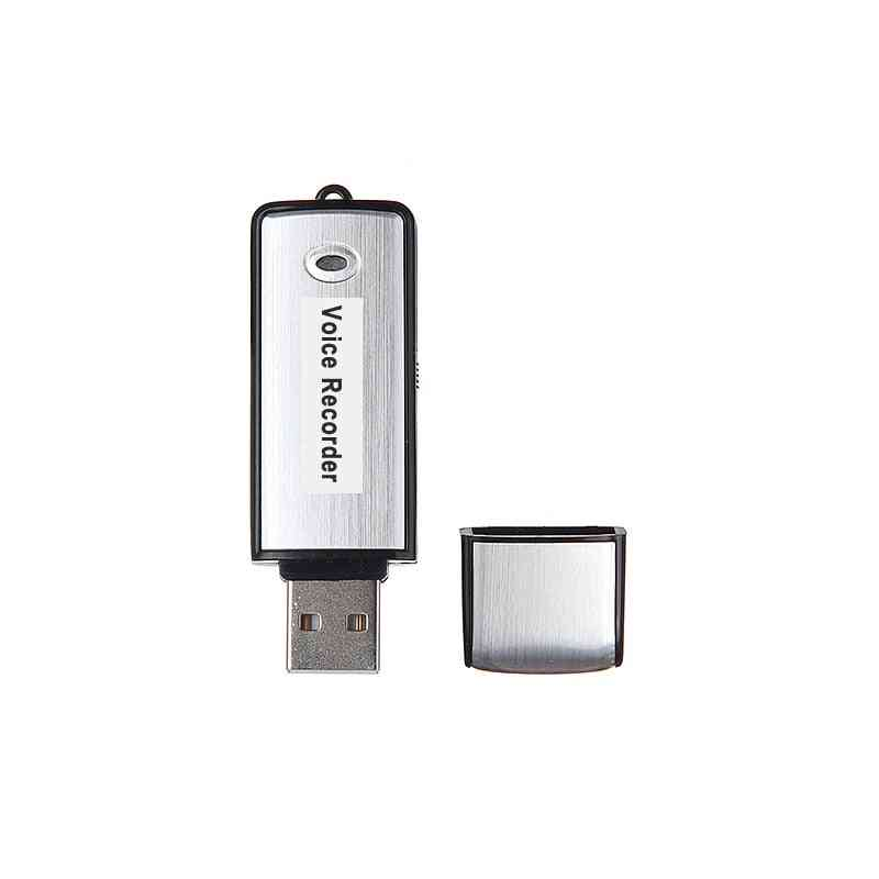 Usb Flash Drive Digital Audio Voice Recorder Pen 16gb U-disk Professional Dictaphone