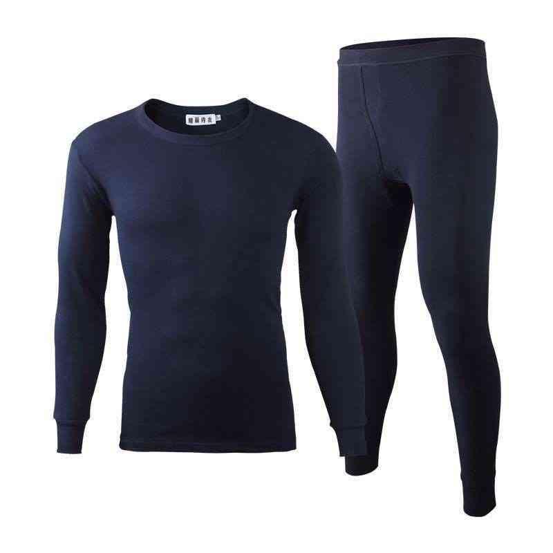 Autumn Winter Thermal Underwear Sets