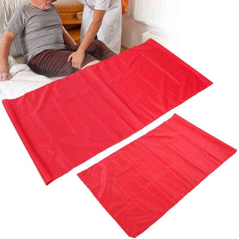 2 Sizes Positioning Bed Pad Lifting Patient Slide Sheet Washable Transfer Pad
