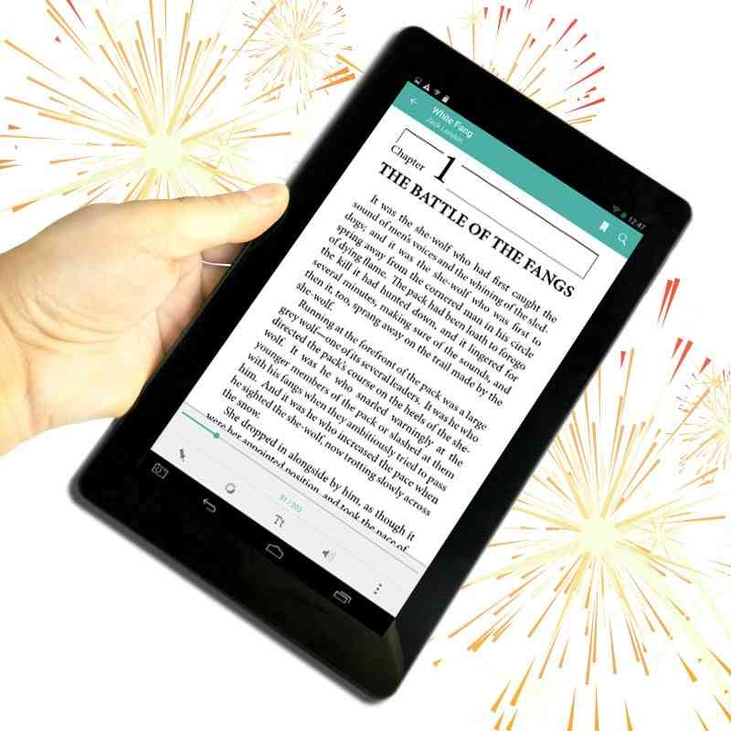 Android Digital Player Eye Protection Color Display Mini Pc Wifi Smart Ebook Reader